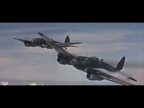 """Battle of Britain (1969)  """"Help Yourselves Everybody, there's No Fighter Escort"""" HD"""