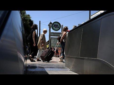 Πανελλαδική απεργία της ΓΣΕΕ – Προβλήματα στις μετακινήσεις…