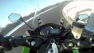 7. Video: Kawasaki Z1000SX v Yamaha FZ1 Fazer