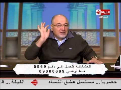 """خالد الجندي لـ """"إعلامية الجن والخرافة"""": إبليس سيتبرأ منك"""