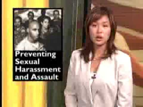 US Army: Sexual Assault Prevention