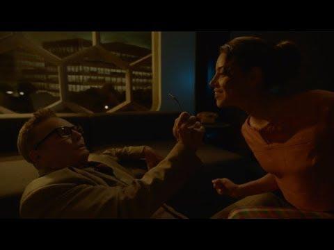 Legion 2x02 - Swinging On A Star - Fight Scene (1080p)