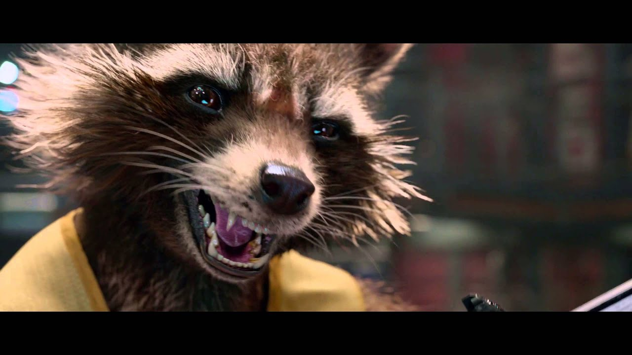 Movie Trailer #2:  Guardians of the Galaxy (2014)