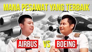 Video Perbedaan Airbus VS Boeing - TANYA PILOT MP3, 3GP, MP4, WEBM, AVI, FLV Maret 2019