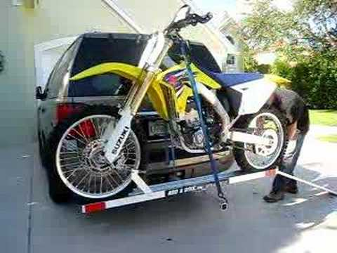 ADD-A-BIKE DIRT BIKE CARRIER