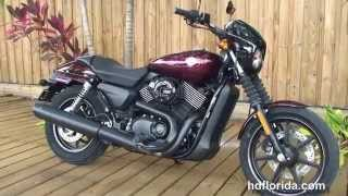 5. New 2015 Harley-Davidson Street 500 and 750 Specs price