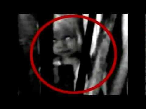 reali avvistamenti di fantasmi documentati!
