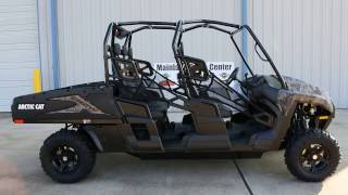 9. $15,999:  2017 Arctic Cat Prowler HDX Crew Camo Overview and Review