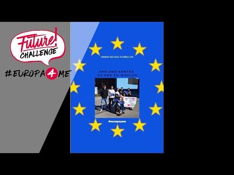 BHAK Schwaz, 2. HAS: Pro&Contra Debatte EU Wahl 2019