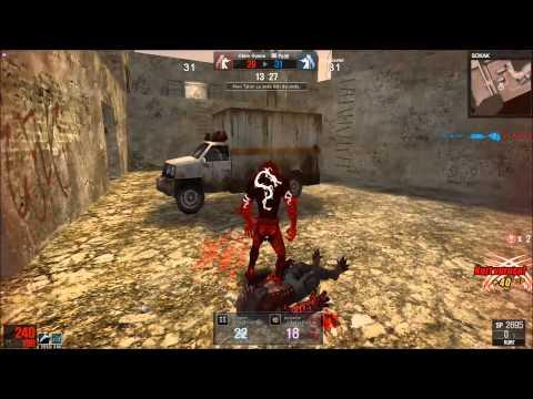 Wolfteam Gaviel ve Techiero Karşılaşma Videosu