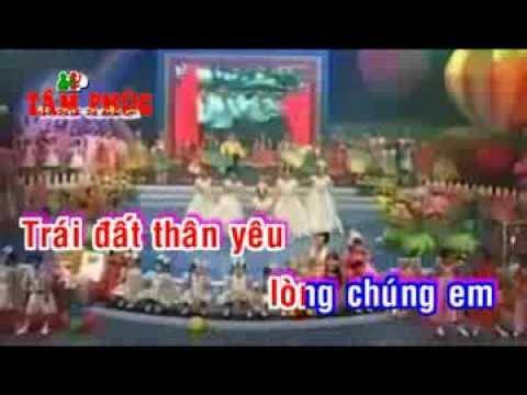 Tiếng chuông và ngọn cờ - karaoke