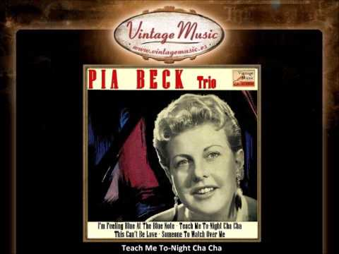 Video Pia Beck - Teach Me To Night Cha Cha (VintageMusic.es) download in MP3, 3GP, MP4, WEBM, AVI, FLV January 2017