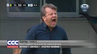Superliga - Fecha 2