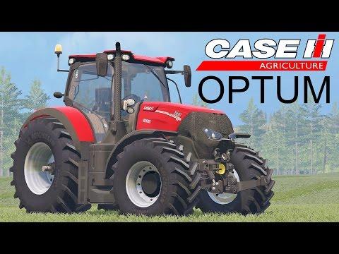Case IH Optum cvx 300, 270 v1.1