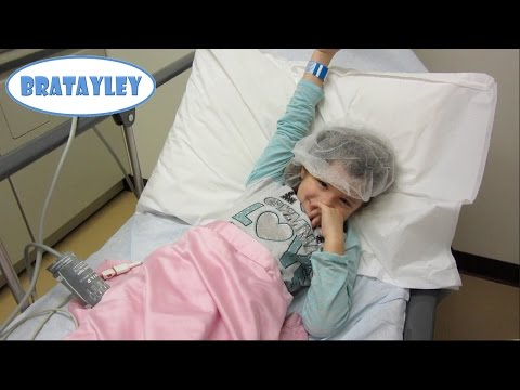 The Day Hayley Had Surgery (WK 198)   Bratayley