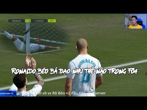 Hau Zozo: Ronaldo béo bá đạo như thế nào trong FO4 - Thời lượng: 5 phút và 58 giây.