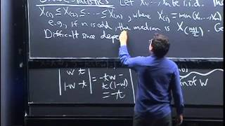 Lecture 25: Order Statistics And Conditional Expectation | Statistics 110