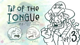 """Tip of the Tongue is made possible by support from our patrons on PATREON! If you'd like to support the show and help us make more quality content, please consider donating at https://www.patreon.com/jelloapocalypse---This month's episode discusses the basics of creating resumes, demo reels, and portfolios, and making yourself look good (without lying)! In this episode we discuss simple resume and portfolio etiquette, keeping your work organized and appealing, the different types of demo reels, what should and shouldn't be on your demo reel, and Will has prepared a special treat for you guys: The Worst Demo Reel Ever. It's pretty wonderful.---TIMESTAMPS:1:03 - Resumé Basics17:24 - Resumés, for Voice Actors!24:35 - Demo Reels (Character Reels discussed throughout)26:30 - Commercial Reels28:57 - Animated Demo Reels31:53 - Impression Reels and Impressions in your Demos: Don't!34:49 - Emotional Range is more important than Vocal Range1:02:24 - THE WORST DEMO REEL EVER1:04:01 - Portfolios1:12:20 - QnA1:21:06 - Thanking our Patrons---MUSIC USED:Nimbassa CORE by pLasterbrain""""The Path of the Goblin King v2"""" Kevin MacLeod (incompetech.com)Licensed under Creative Commons: By Attribution 3.0 Licensehttp://creativecommons.org/licenses/by/3.0/ Angel Share Kevin MacLeod (incompetech.com)Licensed under Creative Commons: By Attribution 3.0 Licensehttp://creativecommons.org/licenses/by/3.0/ March of the Spoons Kevin MacLeod (incompetech.com)Licensed under Creative Commons: By Attribution 3.0 Licensehttp://creativecommons.org/licenses/by/3.0/ Hyperfun Kevin MacLeod (incompetech.com)Licensed under Creative Commons: By Attribution 3.0 Licensehttp://creativecommons.org/licenses/by/3.0/ Deadly Roulette Kevin MacLeod (incompetech.com)Licensed under Creative Commons: By Attribution 3.0 Licensehttp://creativecommons.org/licenses/by/3.0/DEMO REEL MUSICNightmare Machine Kevin MacLeod (incompetech.com)Licensed under Creative Commons: By Attribution 3.0 Licensehttp://creativecommons.org/license"""