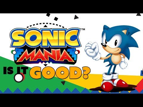 Sonic Mania: IS IT GOOD? - The Know Game News (видео)