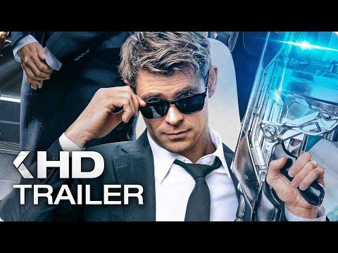 MEN IN BLACK 4: International All Clips & Trailers (2019)