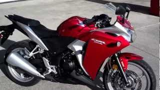 10. Used 2012 Honda CBR250R ABS For Sale - Honda of Chattanooga TN /  Yoshimura Frame Sliders