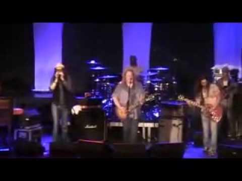 Warren Haynes Band feat W I N D 's Anthony Basso & Fabio Drusin
