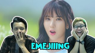 Video EUNHA WADAW!!!! GFRIEND 'LOVE WHISPER' MV REACTION MP3, 3GP, MP4, WEBM, AVI, FLV September 2017