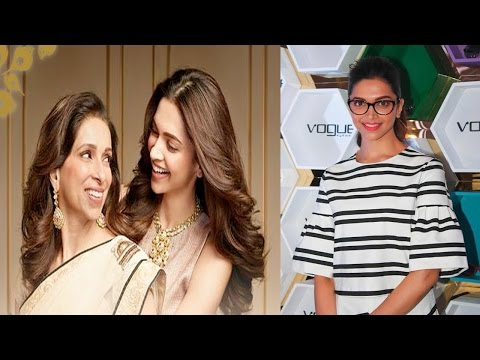 My Mom Is My Style Icon : Deepika Padukone