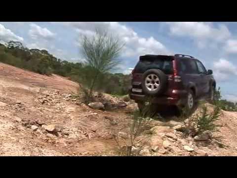 Toyota LandCruiser Prado GXL 2007 | Tailor Made for Bush-bashing | 4WD | Drive.com.au