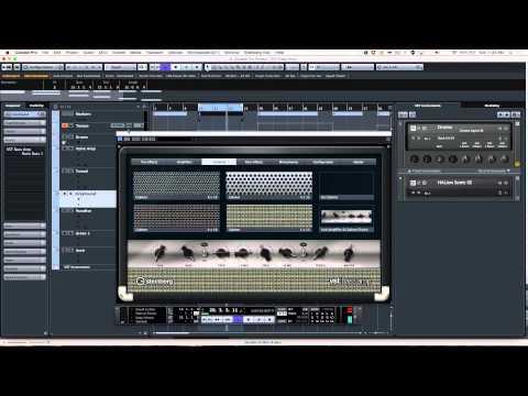 VST Bass Amp | Cubase Pro 8 Q&A with Greg Ondo