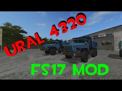 1979 URAL 4320 DUMPER v1.1