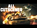 Battlefield 2 Modern Combat All Cutscenes hd