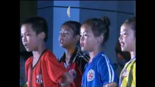 Tieng Chuong Va Ngon Co, Dong Ca, Truong Tieu Hoc Hai Linh - Quang Tri