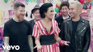 Fall Out Boy & Demi Lovato - Irresistible