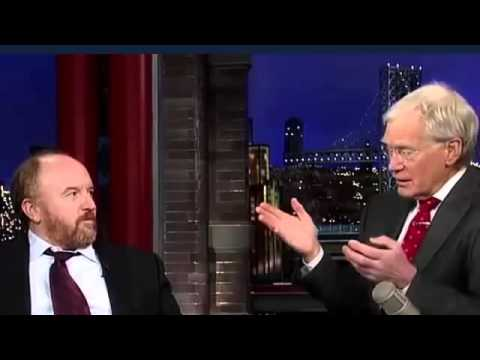 Louis C K On David Letterman 26th Jan 2015 Insanely Funny Interview