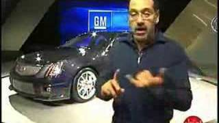 2009 Cadillac CTS-V Vehicle Review