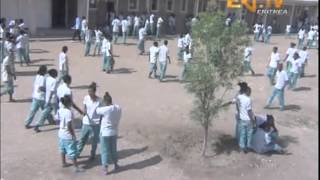 Life In Sawa - Eritrean Military And Education Camp By Eri TV
