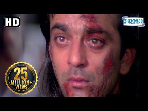 Top Action Scenes from Andolan (HD) Sanjay Dutt - Govinda - Mohan Joshi - Bollywood Action Movie