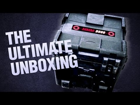 Unbox - Go Tell Fridge Raiders They're Awesome! http://on.fb.me/15tQs1U This has been such an amazing experience and I cannot believe we manged to get hands on with ...