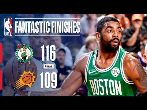 Video: Celtics Rally All The Back From A 22 POINT DEFICIT And Win A Thriller In OT | November 8, 2018
