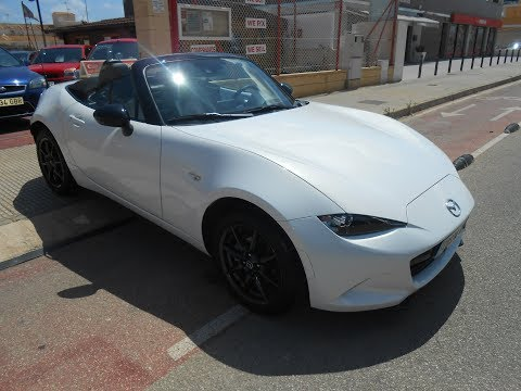 Katso video Mazda MX5 1.5i ROADSTER