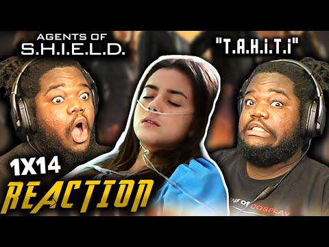 """Magical? - Agents Of Shield Season 1 Episode 14 REACTION """"T.A.H.I.T.I"""""""