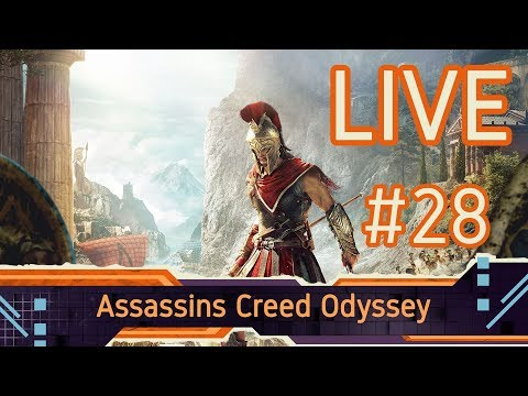 Assassins Creed Odyssey - Live #28