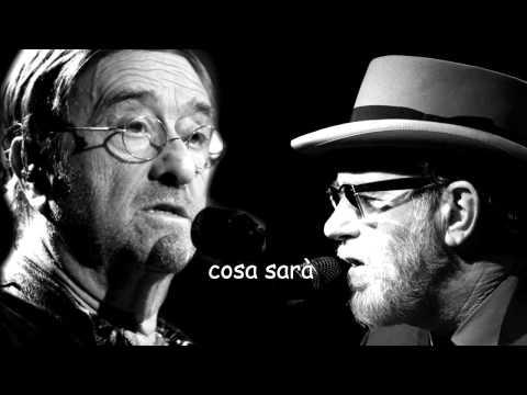 , title : 'Cosa sarà  (con testo) - Lucio Dalla &  Francesco De Gregori -'