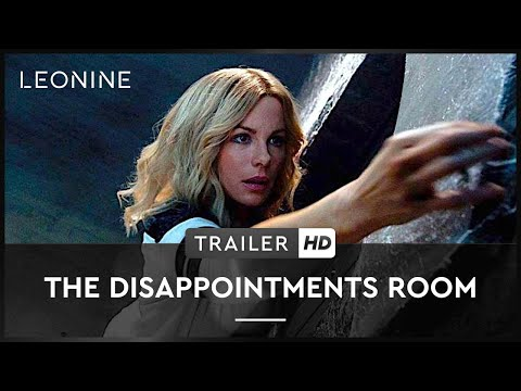 The Disappointments Room - Trailer (deutsch/german; FSK 12)