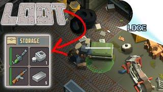 EPISODE  3- CUBE SURVIVAL PROJECT - Alfa bunker loot room!
