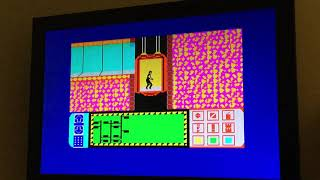 Impossible Mission (ZX Spectrum) by Frankie