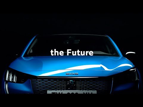 NEW PEUGEOT 208 – Press movie