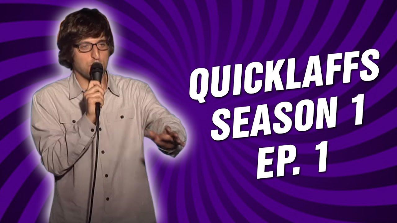 Comedy Time - QuickLaffs: Season 1 Episode 1