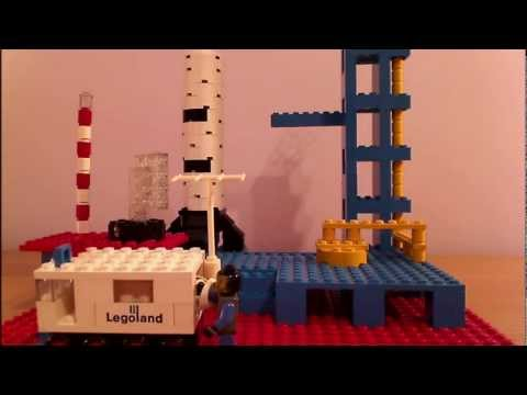Lego Space Rocket (Set 358)